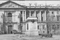 Музей в годы войны